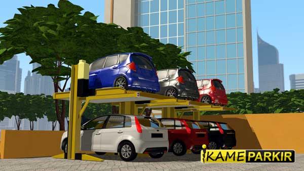 Inilah Sistem Parkir Paling Cocok untuk Jakarta!